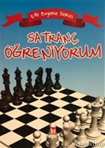 Satranç öğreniyorum Efe Boyama Serisi Kollektif Altın Post