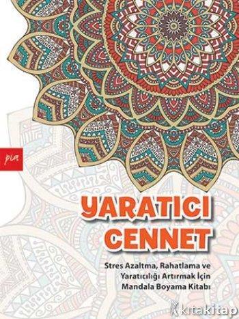 Yaratıcı Cennet Mandala Boyama Kollektif Pia Yayınları