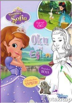 Disney Prenses Sofia Oku Ve Eğlen Kolektif Doğan Egmont