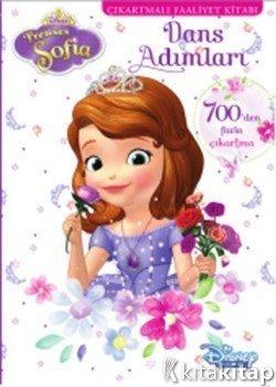 Disney Prenses Sofia Dans Adımları Kolektif Doğan Egmont