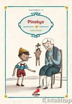 Pinokyo Carlo Collodi Erdem Yayınları 9789755011080 Boyama
