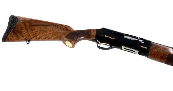 Büyük Huğlu Linberta Yarı Otomatik Av Tüfeği 12 Kalibre Zirve Av