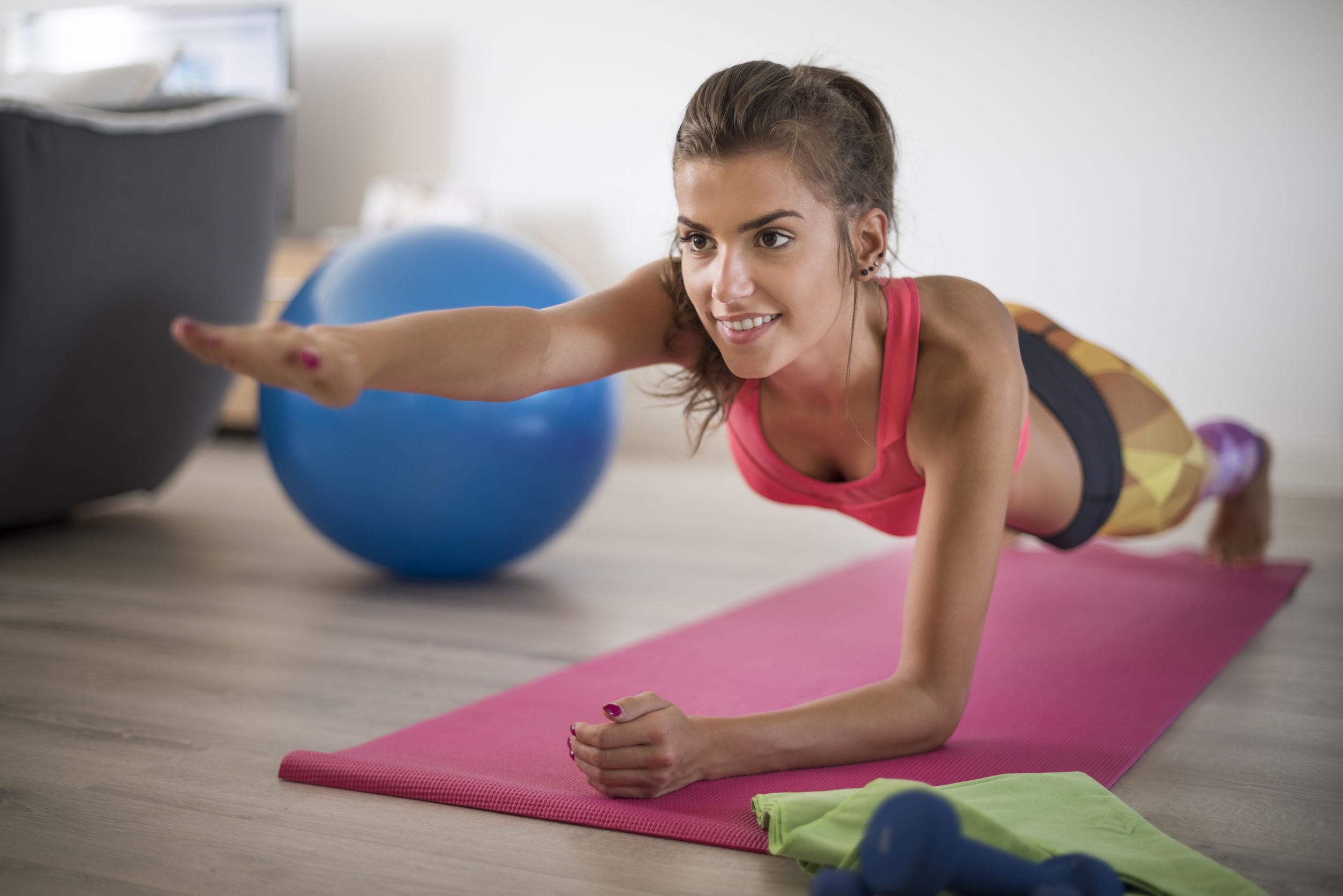 chudnę ćwiczącz na diecie