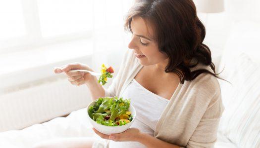 Bezpieczne odżywianie w ciąży