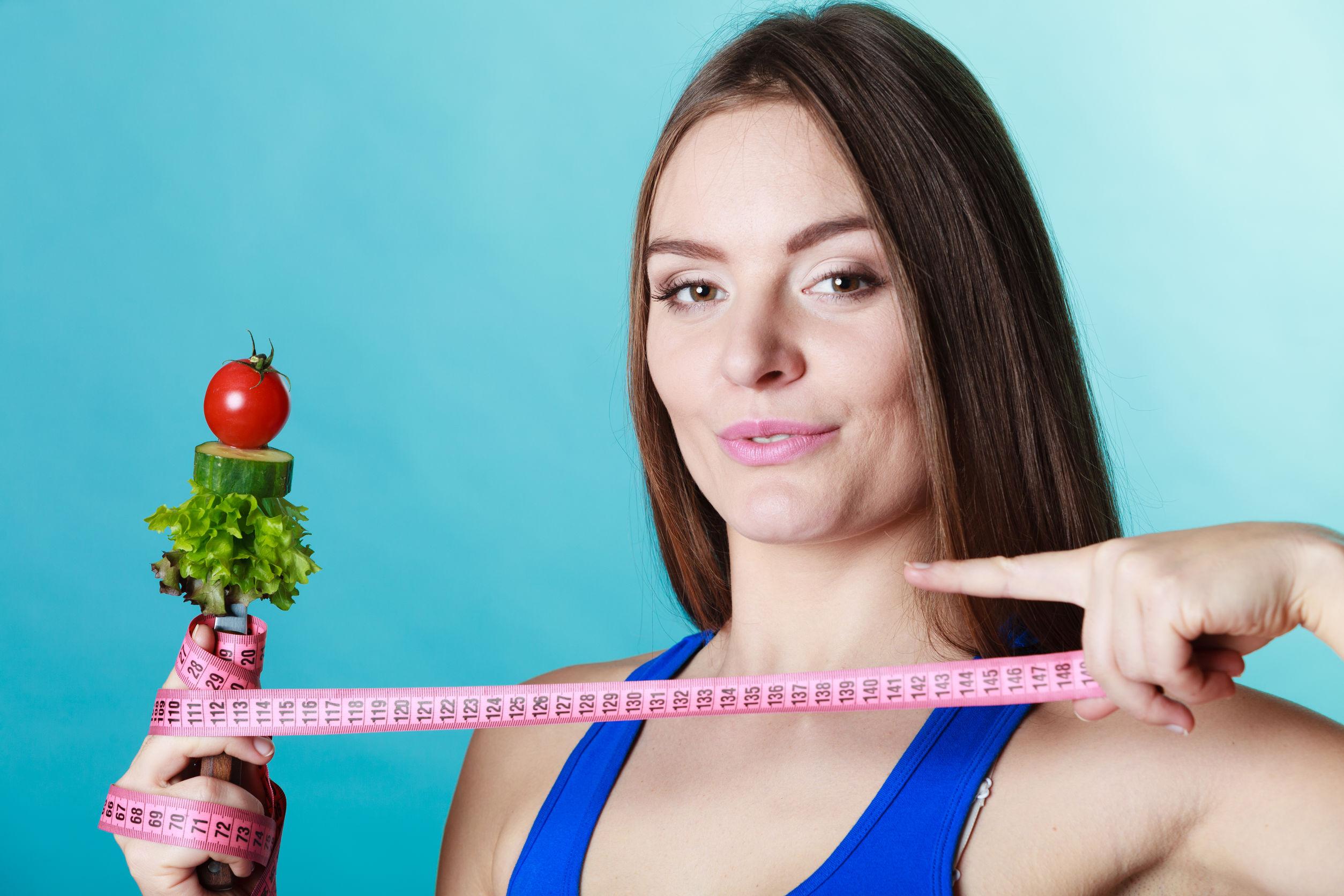 Ile możesz schudnąć w miesiąc