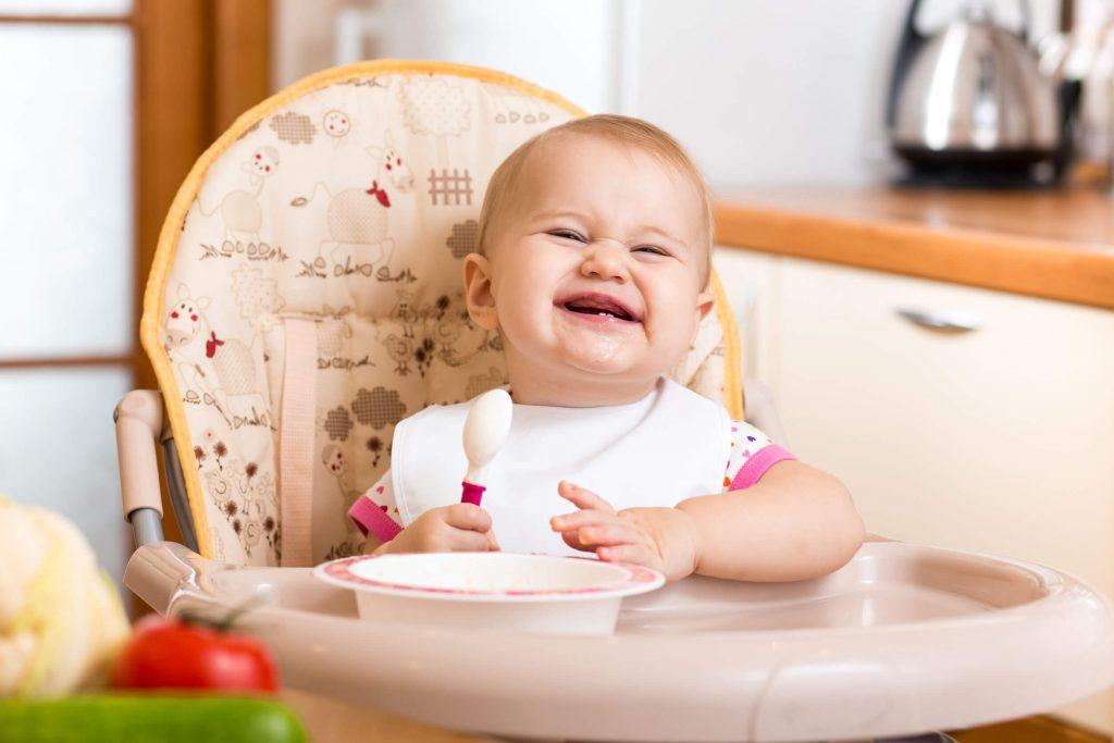 Metoda Baby Led Weaning