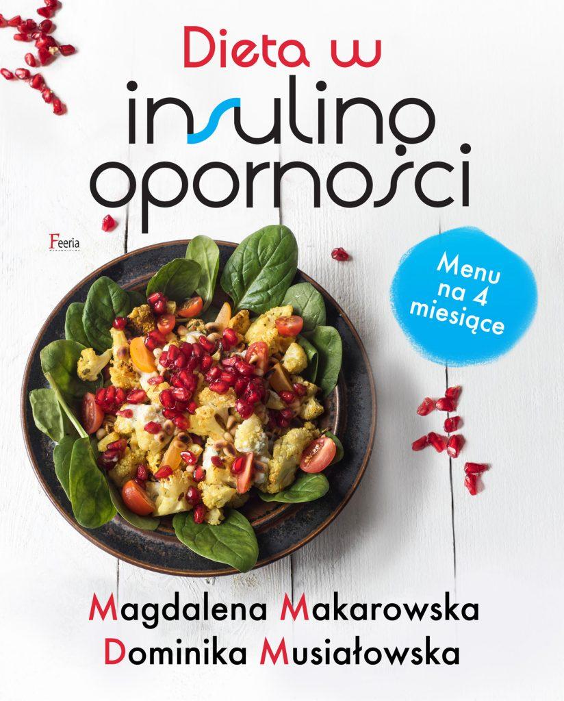 Dieta w insulinooporności - książka