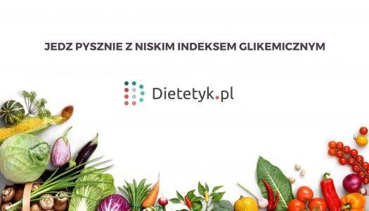 Jedz pysznie z niskim indeksem glikemicznym [RECENZJA]