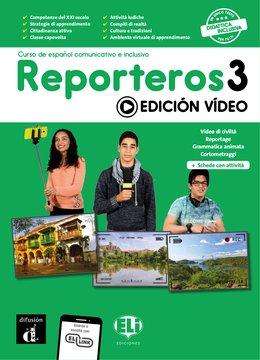 Reporteros 3 - Edición vídeo