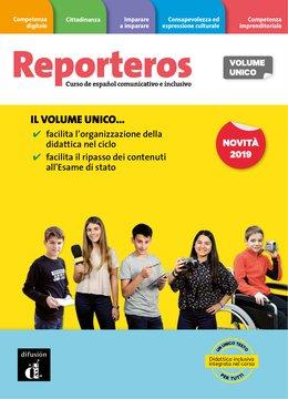 Reporteros volume unico