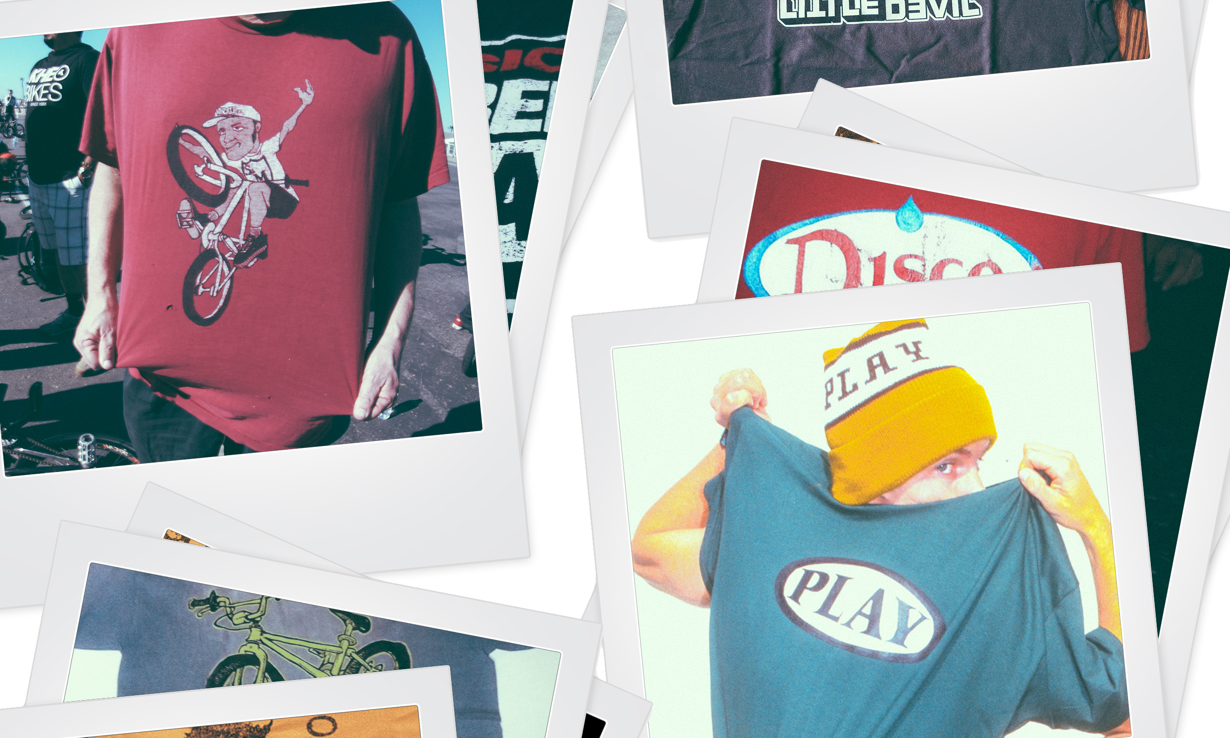 The Most Influential Bmx T Shirt Companies Of 80s 90s Distro Racer Part 1 Digbmx