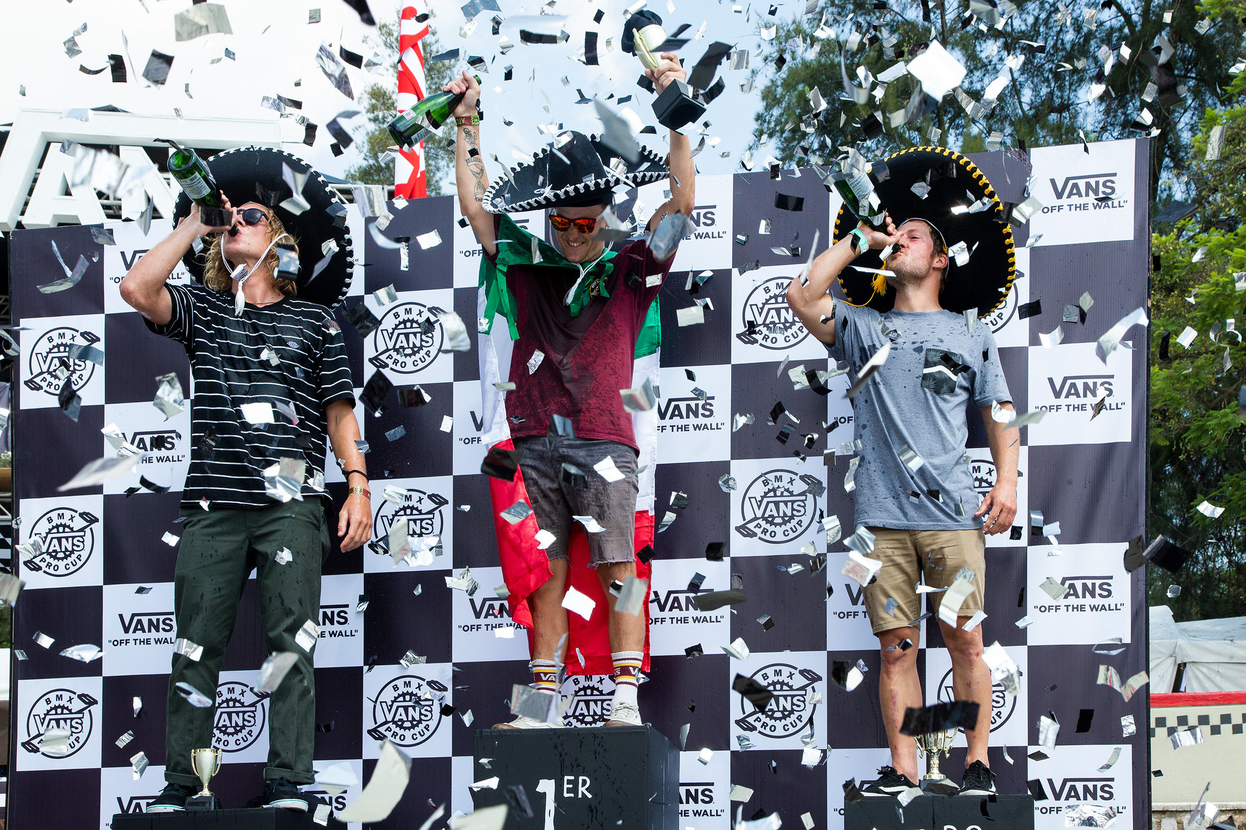 8c33845c46 Final Results   All you need to know - Vans BMX Pro Cup Mexico 2018 ...