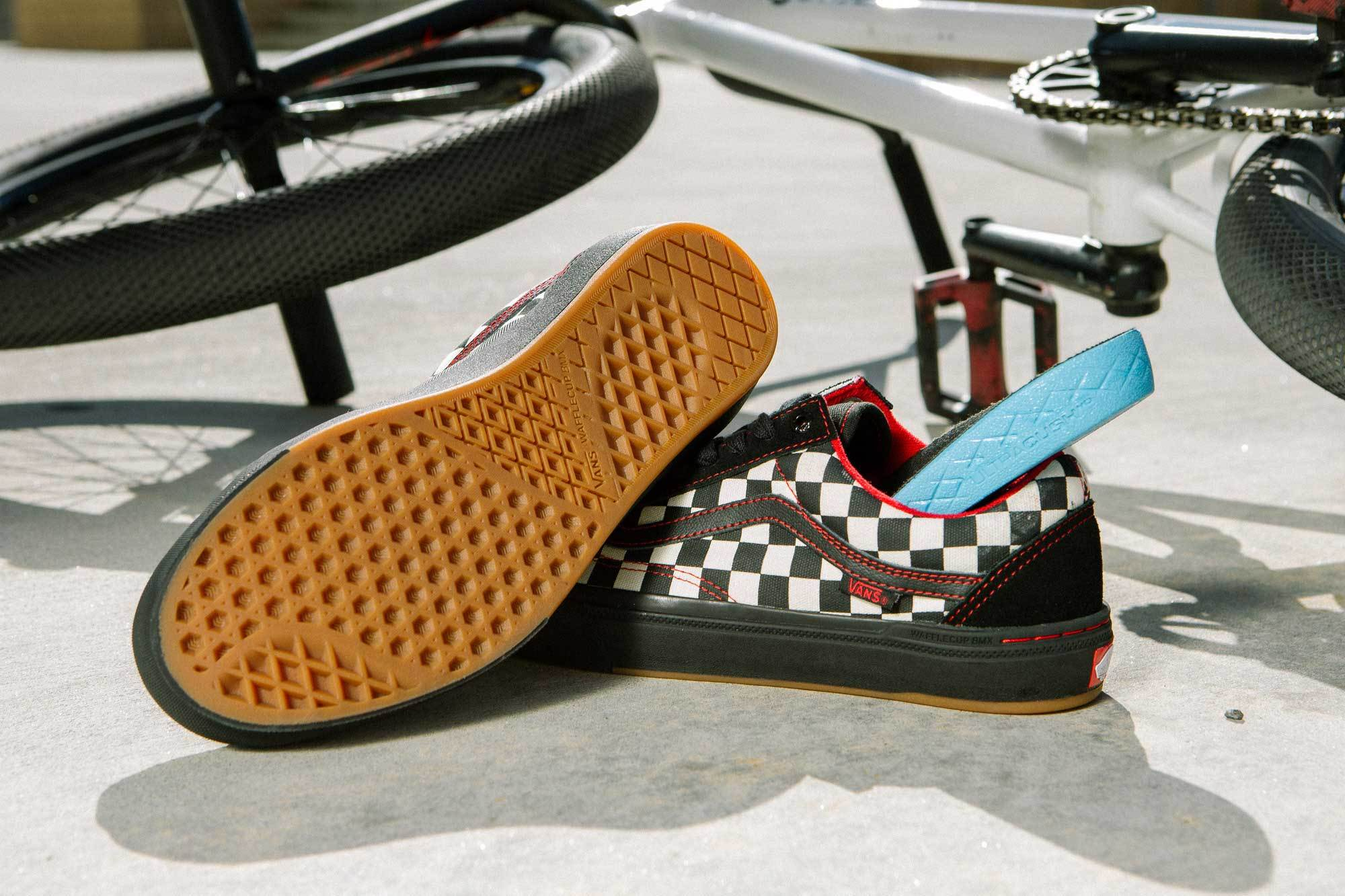 fd722b2c503f PRODUCTIVITY  Kevin Peraza   The New VANS Old Skool Pro BMX - DigBMX