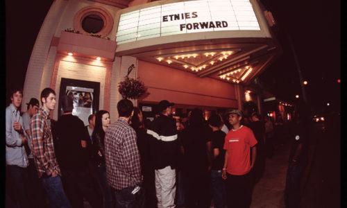 FORWARD PREMIERE BINGHAMTON, NY 2002 - Photo by Rob Dolecki