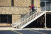 Chris Doyle BMX rail dayton2000 SB