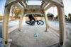 GARRETT BYRNES BMX MMPOOLS CALIFORNIA TIRESLIDE RD