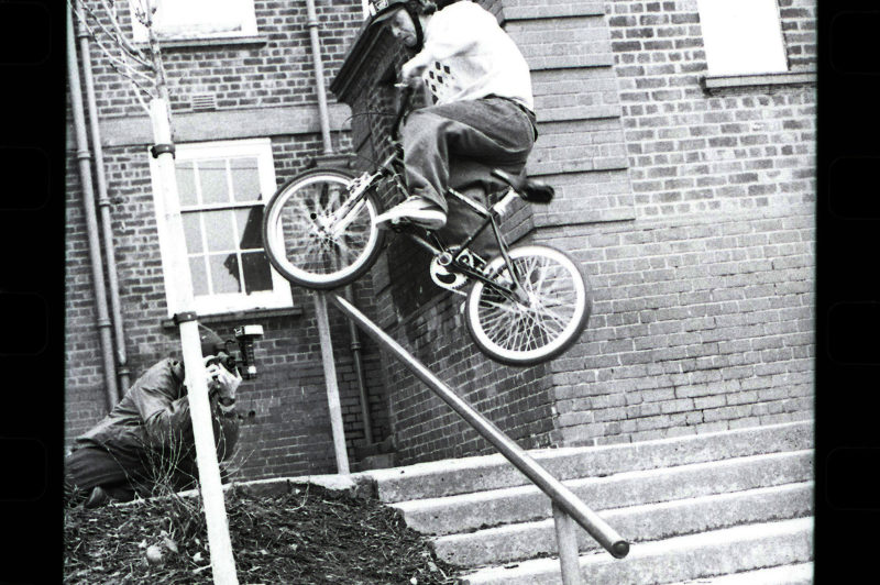 Ian Morris 95 By Andy Coombes Wirral Digbmx