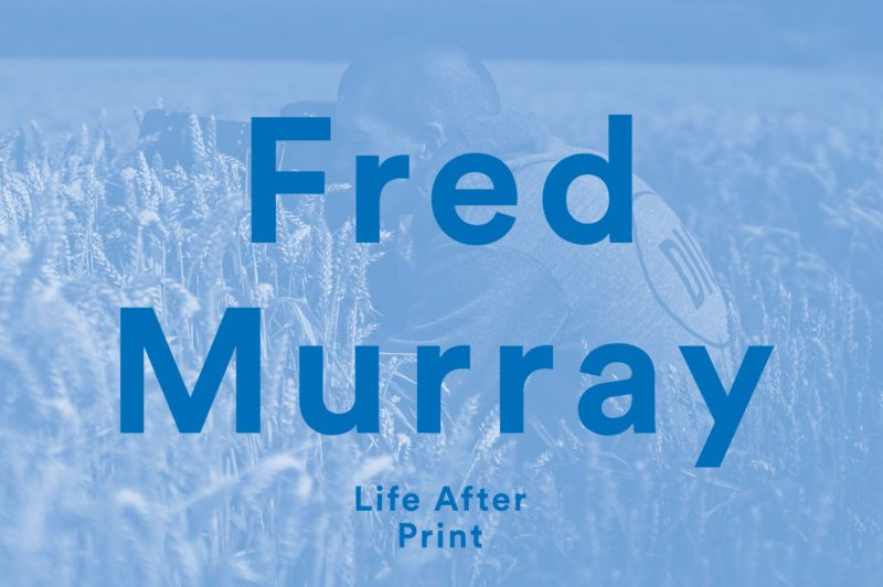 Life After Title Fred Murray