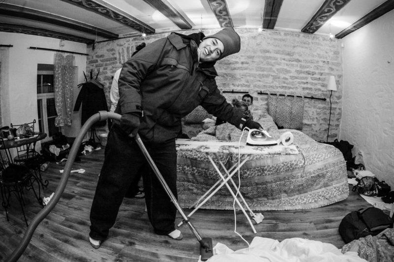Osato Ironing By Kay Clauberg