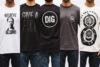 DIG shirts all