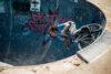 GARRETT BYRNES BMX MMPOOLS CALIFORNIA CARVE RD