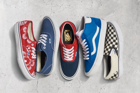 16d4580098 Vans Pro Classics Anniversary Collection - DIG BMX