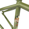 Mankind Sunchaser Frame Matte Army Green Detail 1