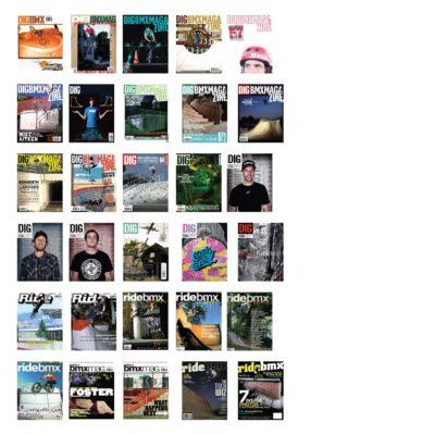 Dolecki Magazine Covers Sq
