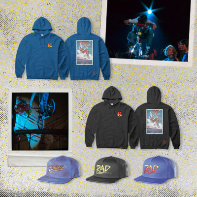 Et 21 Etnies X Rad Collection Hoodies