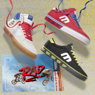 Et 21 Etnies X Rad Collection Screw Vulc Calli Vulc