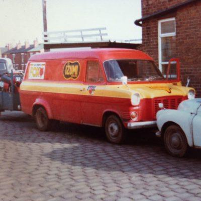 Our Fox Van
