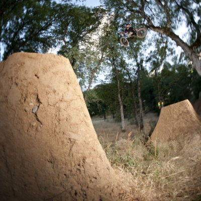 Pow  Bmx  Trails Redding Pow Trls Riding 25