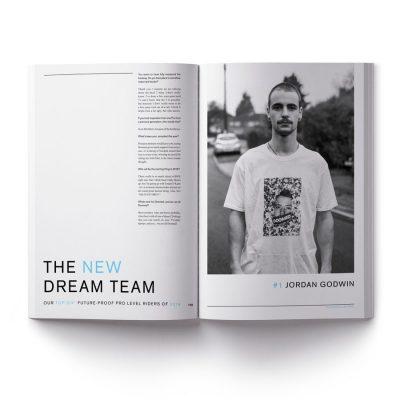 Dream Team Spread