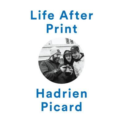 Life After Print Circle Hadrien Picard
