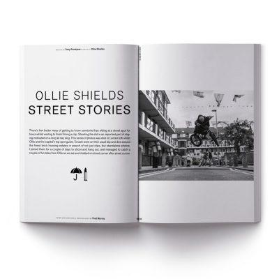 Ollie Spread