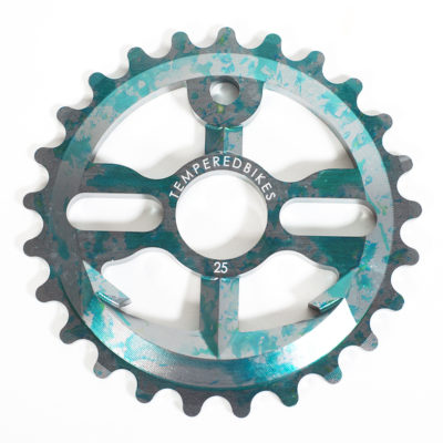 Tempered 2017 Sprocket Green Copy