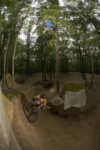 Panamoka trails bmx nick over hoey 2010 KT