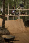 Panamoka trails bmx nick table dirt-quarter 2011 KT