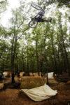 Panamoka trails bmx rich d seat-grab table 2012 KT