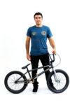 Ruben alcantara BMX bike 2102