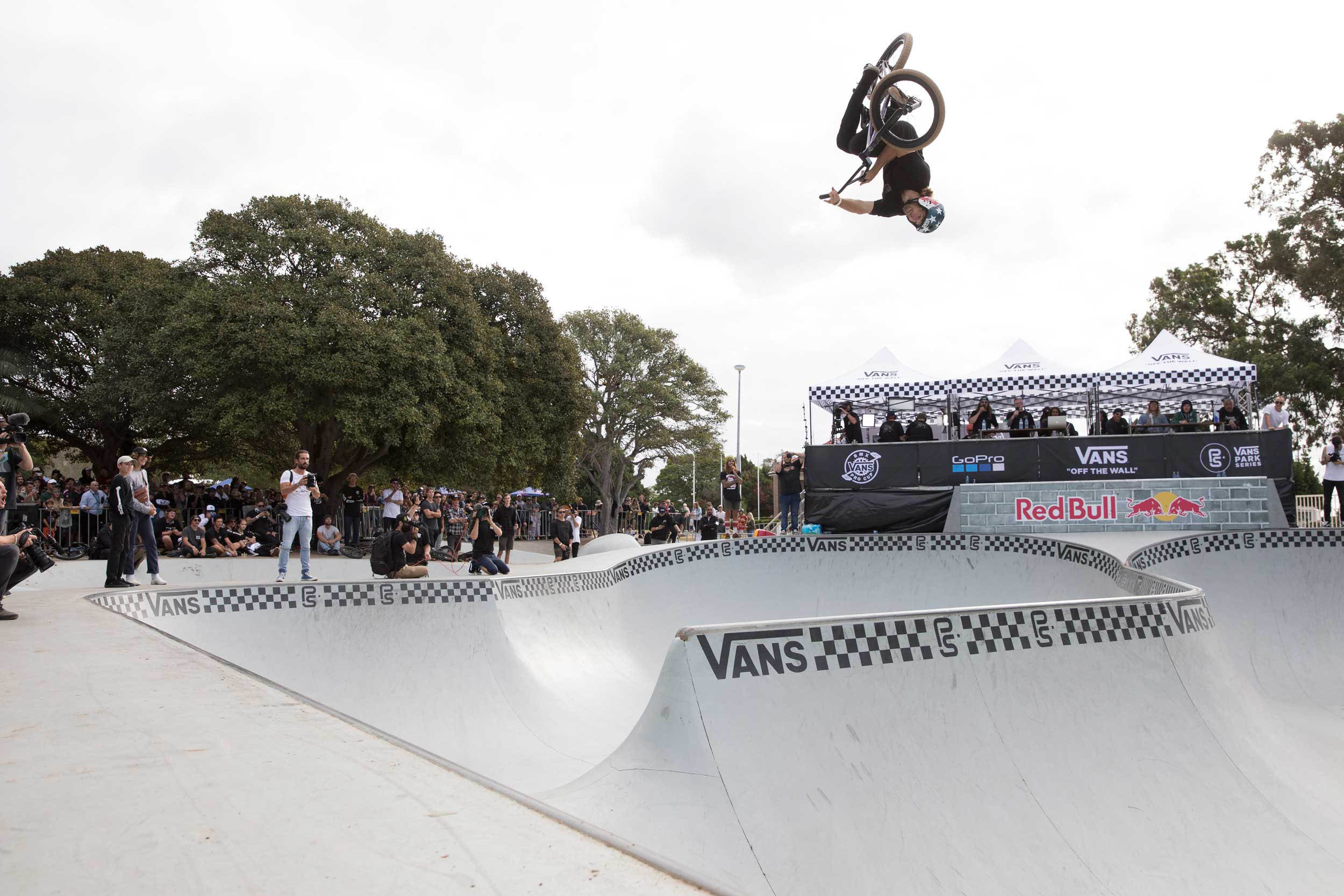 Vans BMX Pro Cup Sydney 2019 - All you need to know - DigBMX