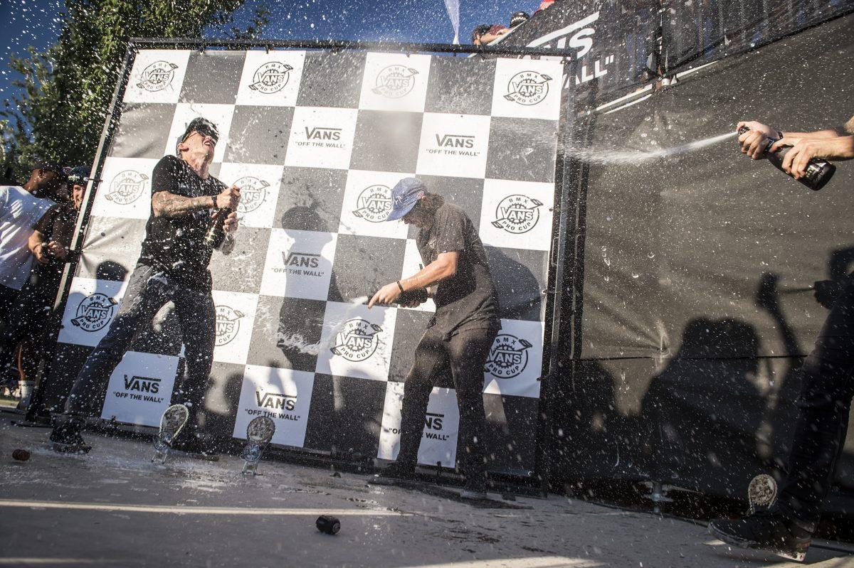88221c5cbe 2018 Vans BMX Pro Cup Malaga - In Photos - DIG BMX