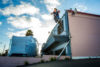 Jeff Wescott X Dig Means Railing Roof Hop Wm 1