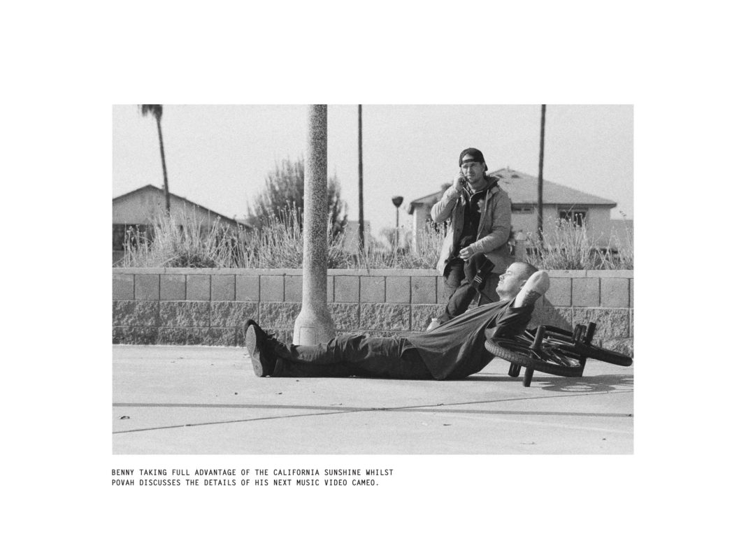 Snapshots - etnies 'Chapters' LAS-LAX - DIG BMX
