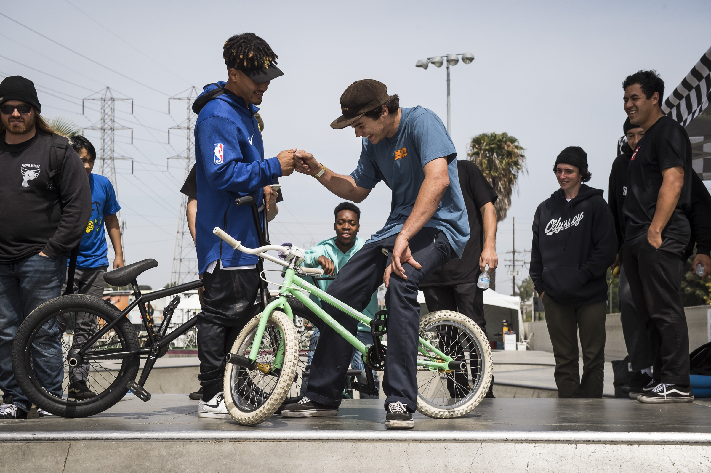 6f8be3b35b2443 Vans BMX Street Invitational In Photos - DIG BMX
