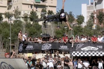 876f9e0420 2017 Vans BMX Pro Cup Series- Corey Walsh - 2nd Place Run in Spain ...