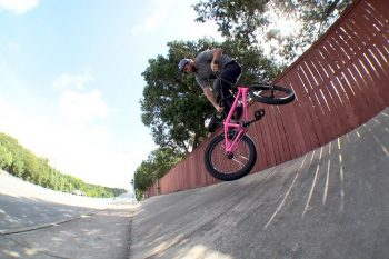 2c518f5661 CULTCREW  OLLIE SHIELDS  TRANS RED COLORWAY - DIG BMX