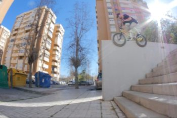 1cf81806f49172 Vans BMX Pro Cup - Spain Preview Featuring Sergio Layos - DIG BMX