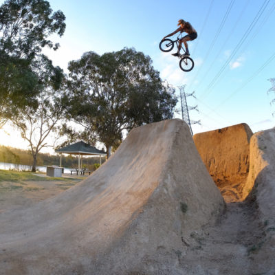 Jonny Mac 3 Tyre Grab Sumners Jumps 1 Vandervalk Photo