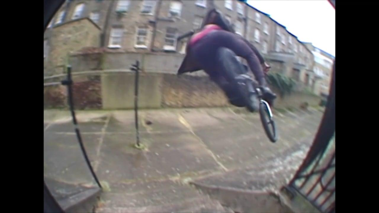 Greg Pearson - PSV 1 Section - DIG BMX
